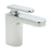 Tre Mercati Chrome 40010 Coast Mono Basin Mixer with Pop-Up Waste Full View
