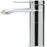 Tre Mercati Milan Chrome 63075 Extended Mono Basin Mixer Full View