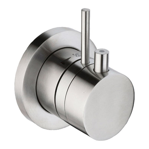 Front Image of Inox Concealed Thermostatic Shower Valve