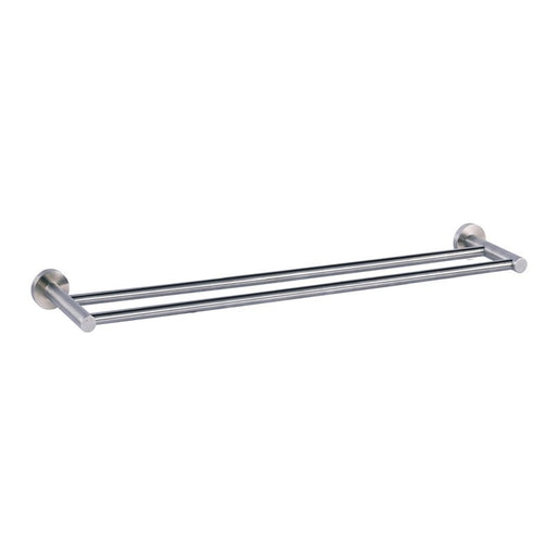 Front View of Inox Wall Mounted Double Rail - IX170