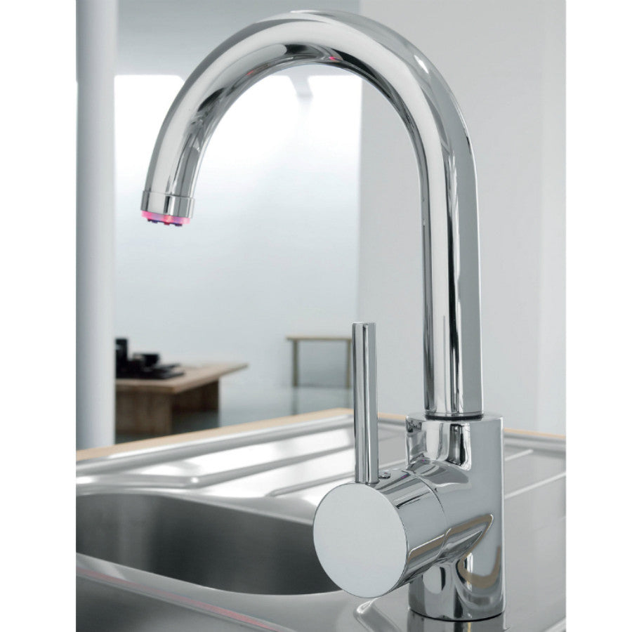 LED Kitchen Taps – Taps Direct