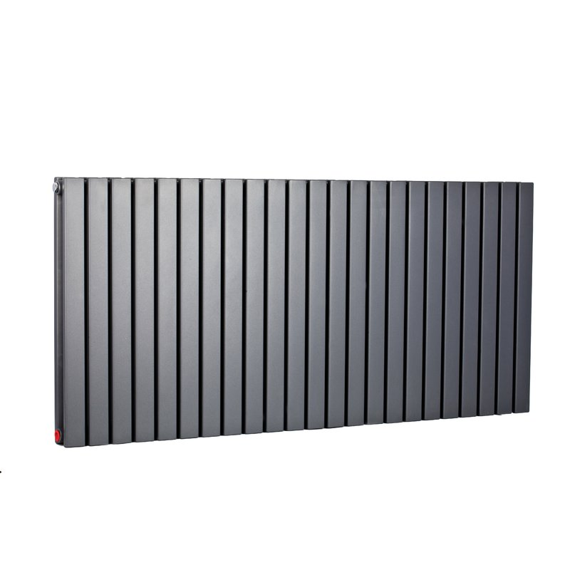 Mayfair Arabian Horizontal Double Panel Radiator Front View