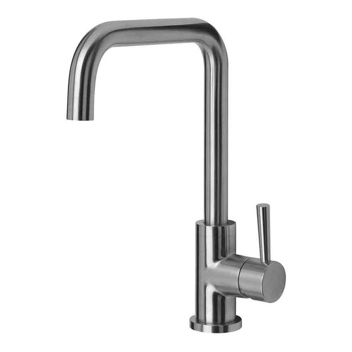 Front View of Melo Glo Kitchen Sink Mixer Tap KIT 177