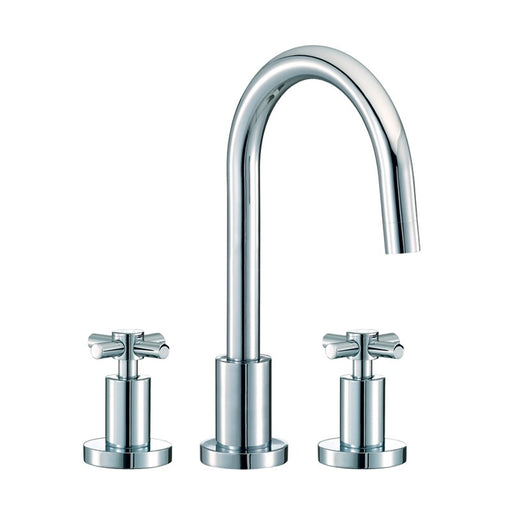 Mayfair SCX044 Series C 3 Hole Basin Tap Front View