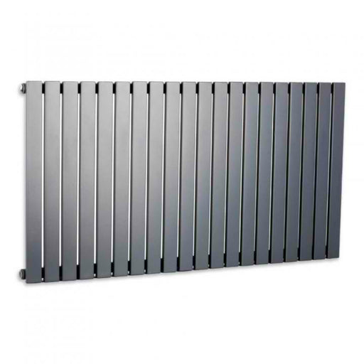 mayfair ARA20/635SA Arabian anthracite horizontal radiator Front View