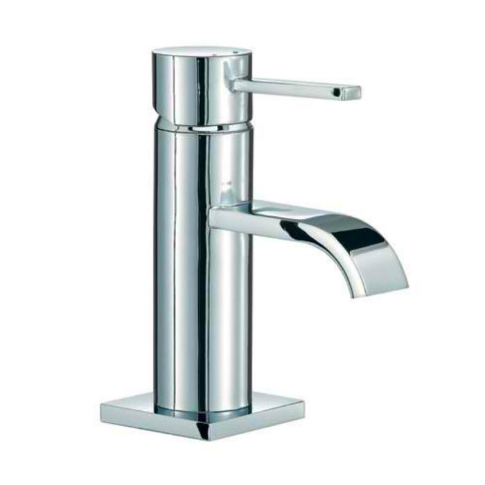 Mayfair RDL009 Wave Mono Basin Tap Front View