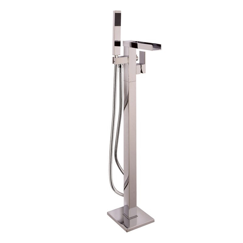 This photo shows Mayfair Dream Floor standing Bath Shower Mixer With Shower Kit - DRM073