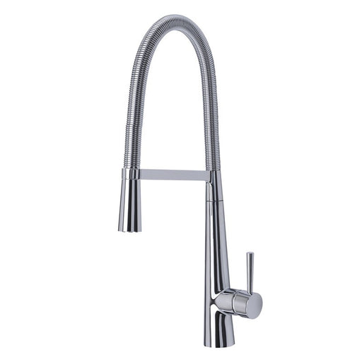 Mayfair Go Go KIT169 Modern Kitchen Tap with Pull Out Spray photo of the tap side on with a white background