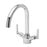 Tre Mercati Chrome Gretchen Mono Sink Mixer 90090 Front View
