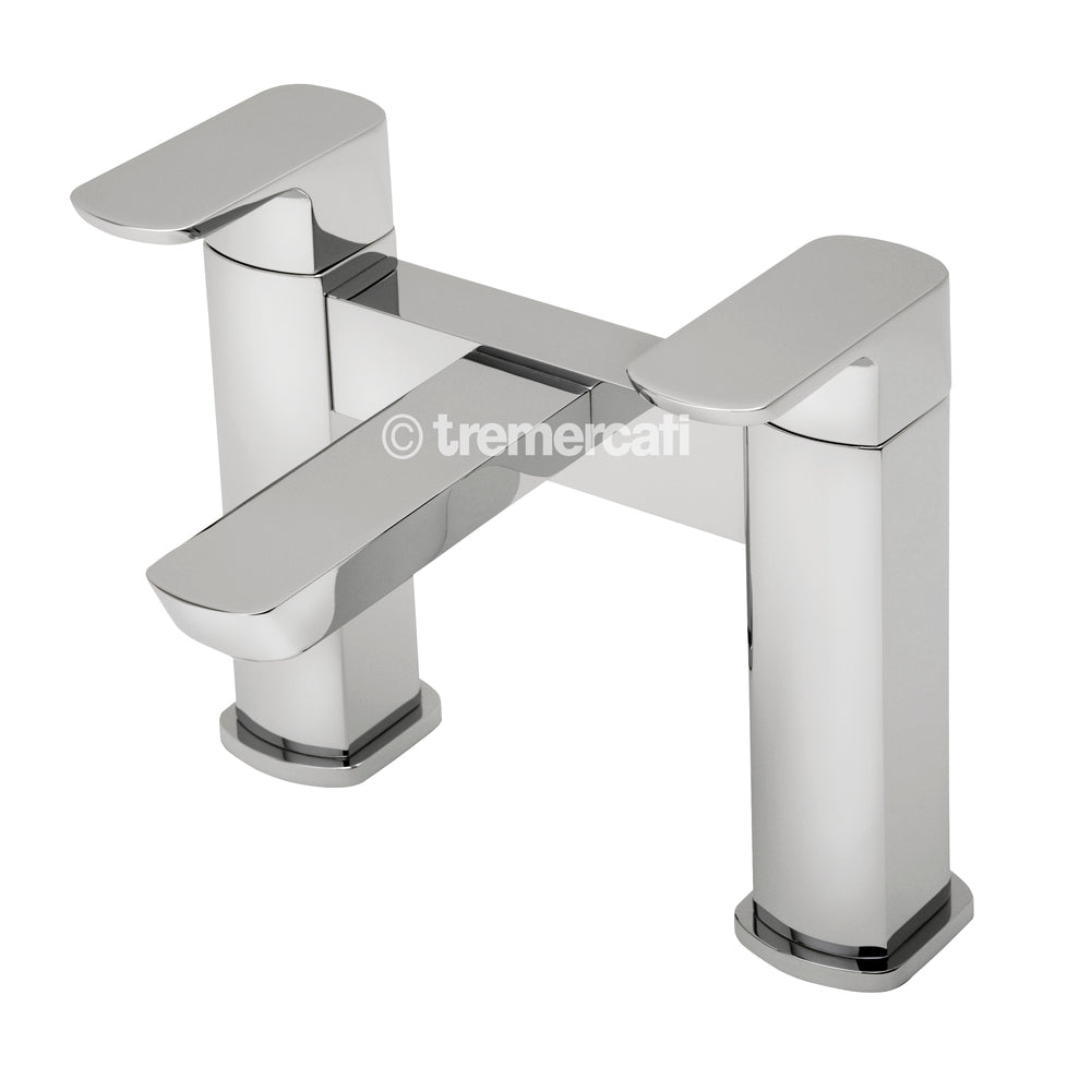 Tre Mercati Vamp Pillar Bath Filler 43040 Front View