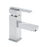 Tre Mercati Chrome Vespa Mono Basin Mixer With Click Clack Waste 45075 Front View