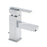 Tre Mercati Chrome Vespa Mono Basin Mixer With Pop-Up Waster 45070 Front View