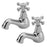 Tre Mercati Victoria Pair of Basin Taps VICT1