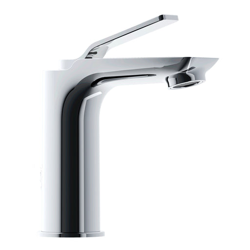 Just Taps DV108 Dove Chrome Single Lever Basin Mixer DV108 Front View