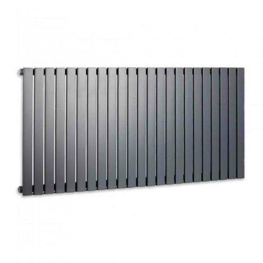 Mayfair ARA23/635SA Arabian Anthracite Horizontal Radiator Front View