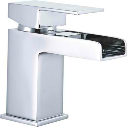 Mayfair CON009 Constantine Chrome Basin Mixer Front View