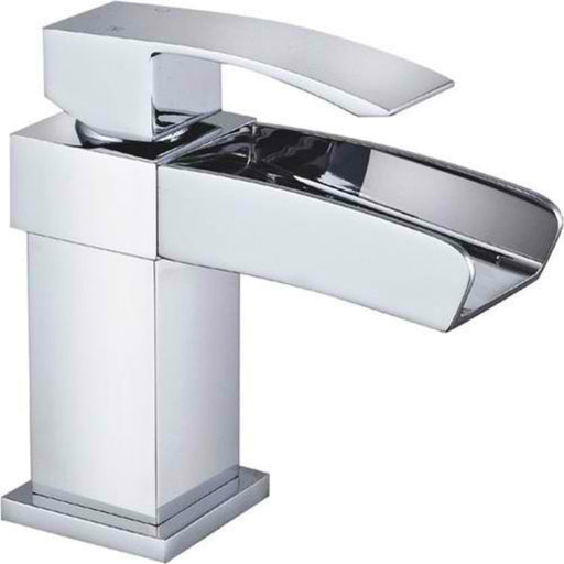 Mayfair HLN009 Harlyn Chrome Bath Tap Front View