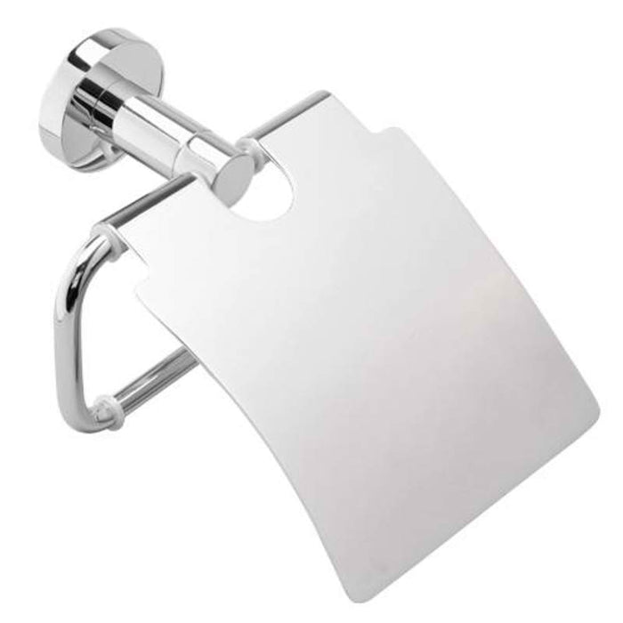 Mayfair PHA409 Phaze Chrome Tissue Holder Front View
