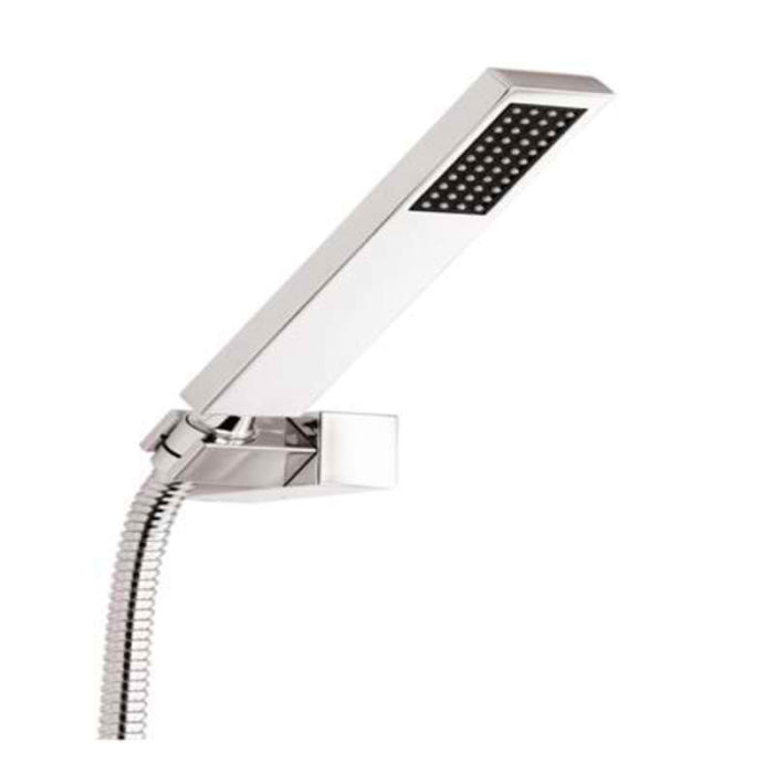 Mayfair SWL007 Swell Chrome Bath Shower Mixer Tap Handset Front View