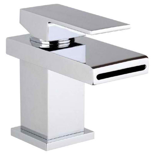 Mayfair SWL009 Swell Chrome Mono Basin Tap Front View