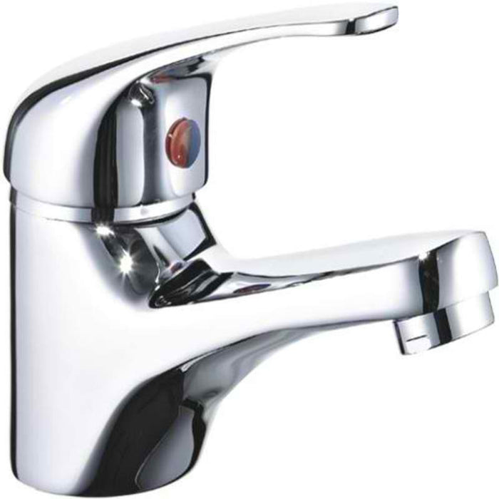 Mayfair TT013 Titan Chrome Mono Basin Tap Front View