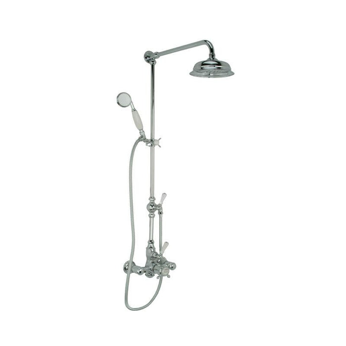 Hollys of Bath Exposed Thermostatic Bath Shower Mixer & Kit ES2-8