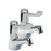 Tremercati 3023 Chrome Pair of Basin Taps Full View