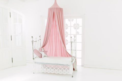 The perfect addition to any kids room or nursery this canopy will make every room look magical and stylish. It creates a perfect place for reading books or ... & Hanging Tent Canopy u2013 Ma Petite