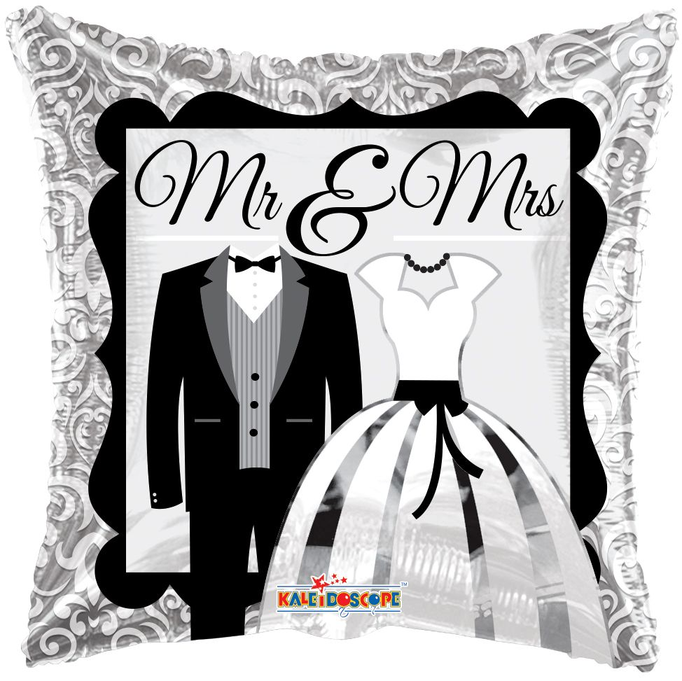 Mr & Mrs Balloons - gift-on-line