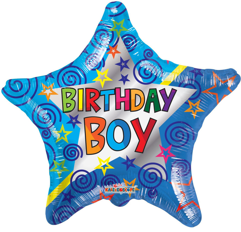 Birthday Boy Balloon Balloonssend_delivery_Amman_Jordan