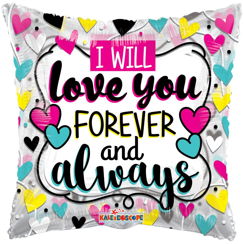 Forever Love Balloon - gift-on-line