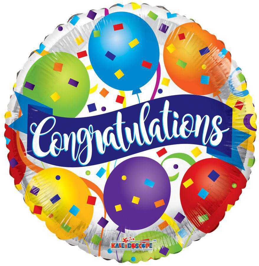 Congratulations Balloon - gift-on-line