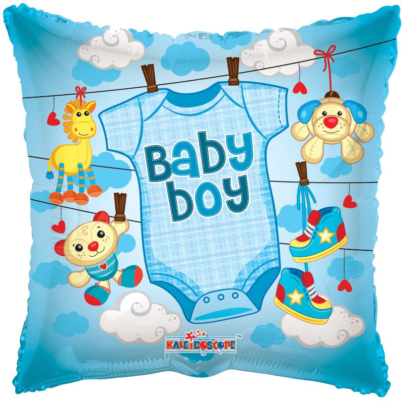 Baby Boy Balloon - gift-on-line
