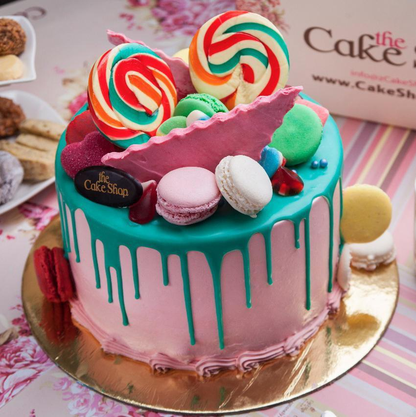 Candy Cake - gift-on-line