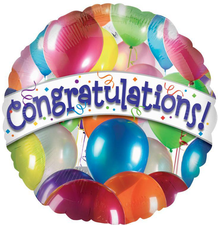 Congratulation Balloon - gift-on-line