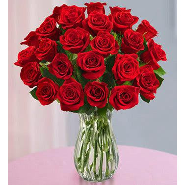 50 Red Roses - Gifts Online - 1