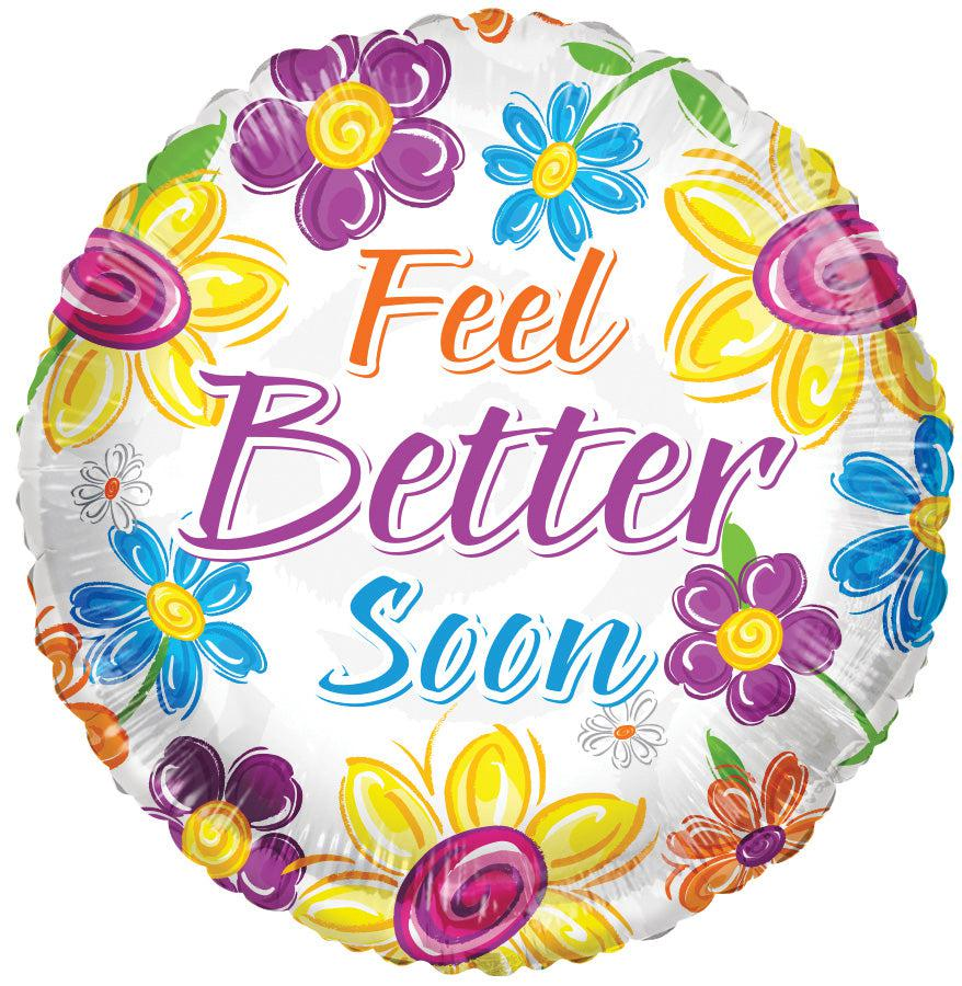 Feel Better Soon Balloonssend_delivery_Amman_Jordan