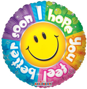 Hope you Feel Better Balloon Balloonssend_delivery_Amman_Jordan