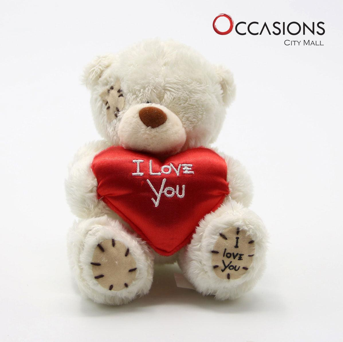 I Love You Teddy Teddy Bearsend_delivery_Amman_Jordan