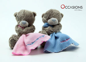 Blanket Teddy - Girl Teddy Bearsend_delivery_Amman_Jordan