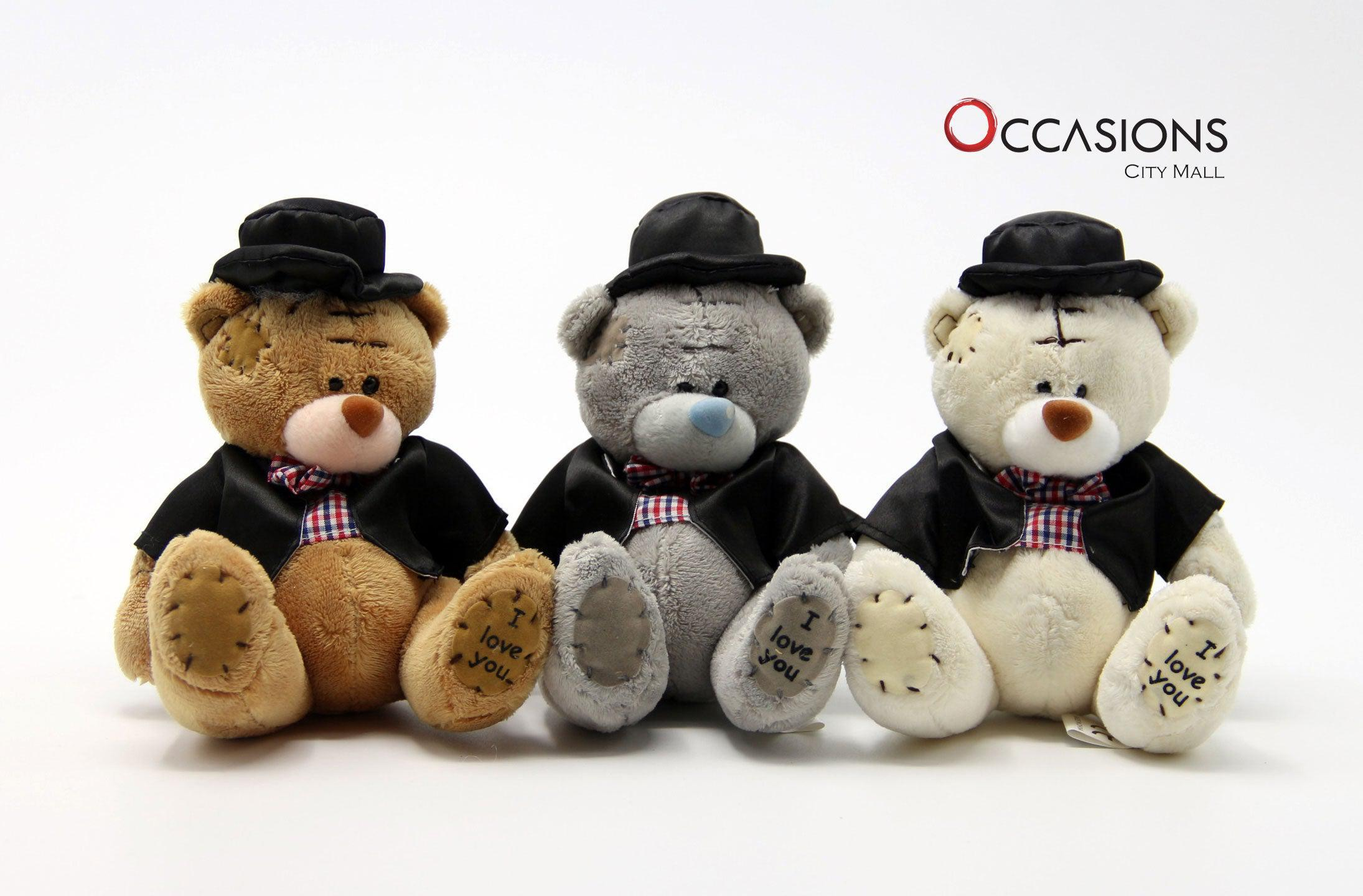 Groom Teddy Teddy Bearsend_delivery_Amman_Jordan
