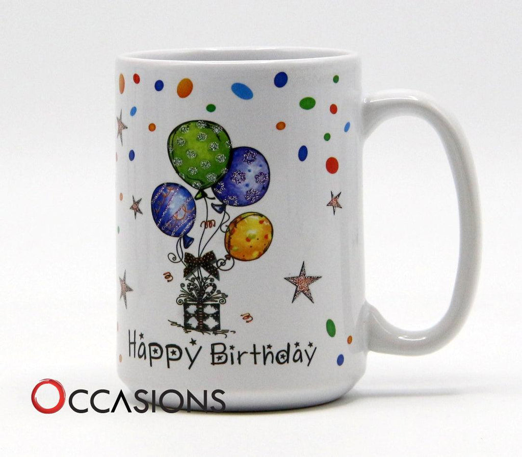 Happy Birthday Mug - gift-on-line