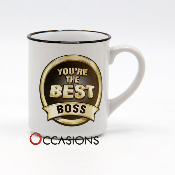 You're The Best Boss Mug