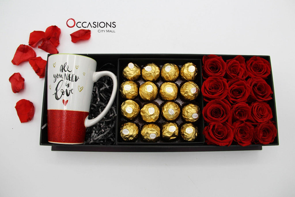 All You Need is Love Flowerssend_delivery_Amman_Jordan