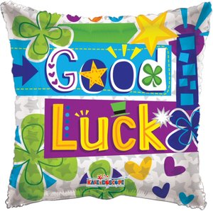 Goof Luck Balloon - gift-on-line