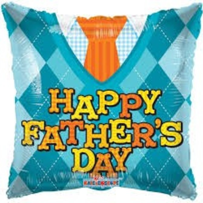 Happy Father's Day Balloon - gift-on-line