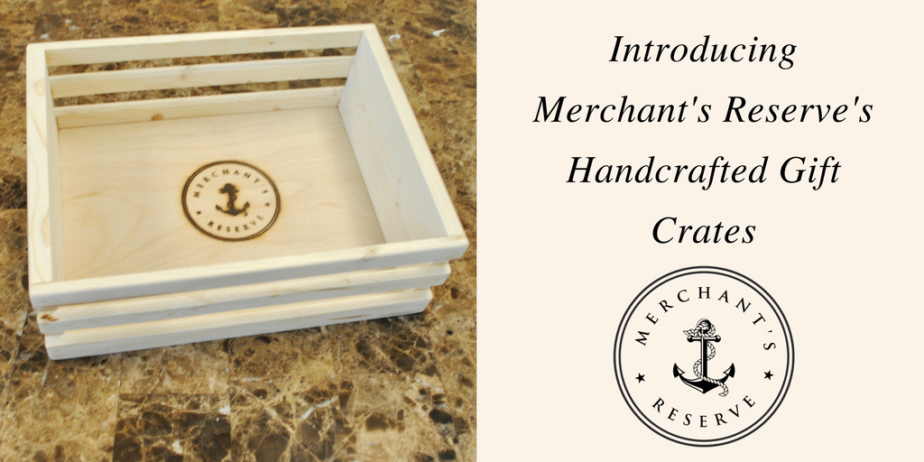Introducing Handmade Gift Crates & Customizable Gifts!