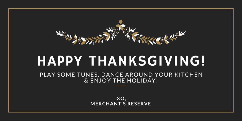 Dancing Around the Kitchen... a playlist for Thanksgiving!