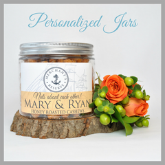 Merchant's Reserve Personalized Jar