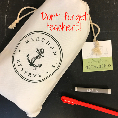 Merchant's Reserve Cargo Bag Gift Collection Teachers Gifts